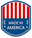 Made in America sheild 65×75